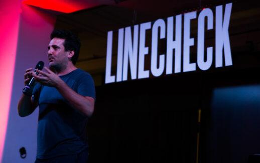 linecheck Dino Lupelli