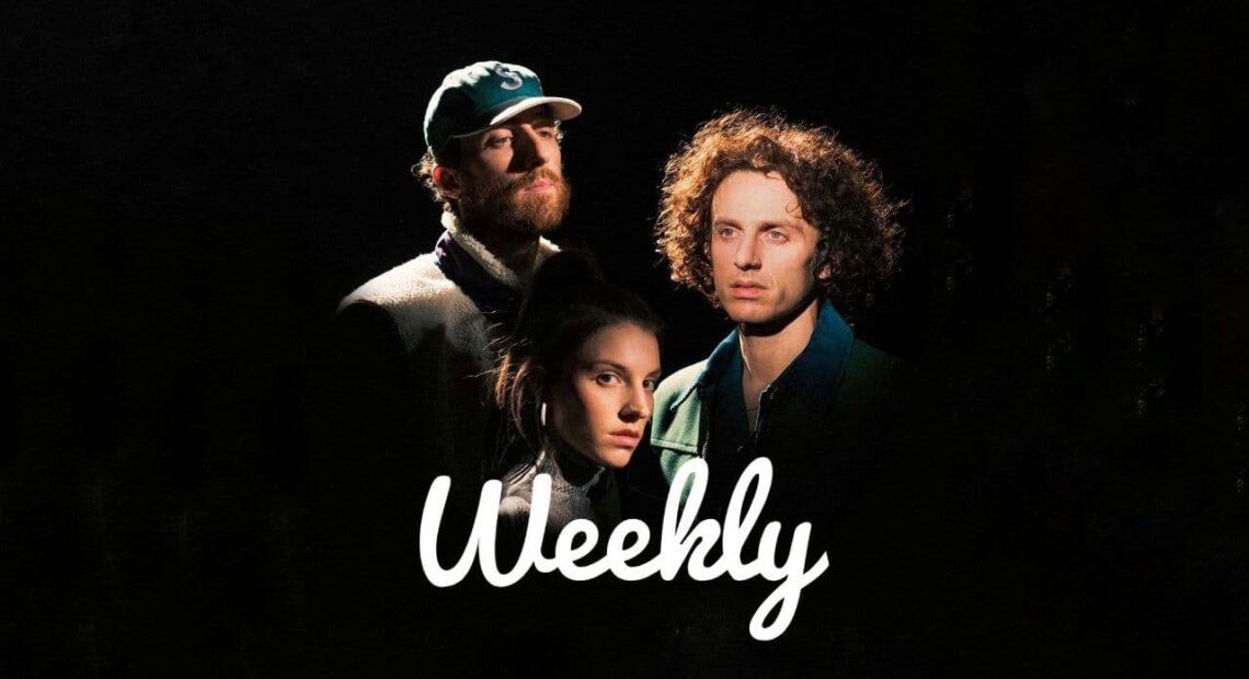weekly sorprendere Mecna Ghemon
