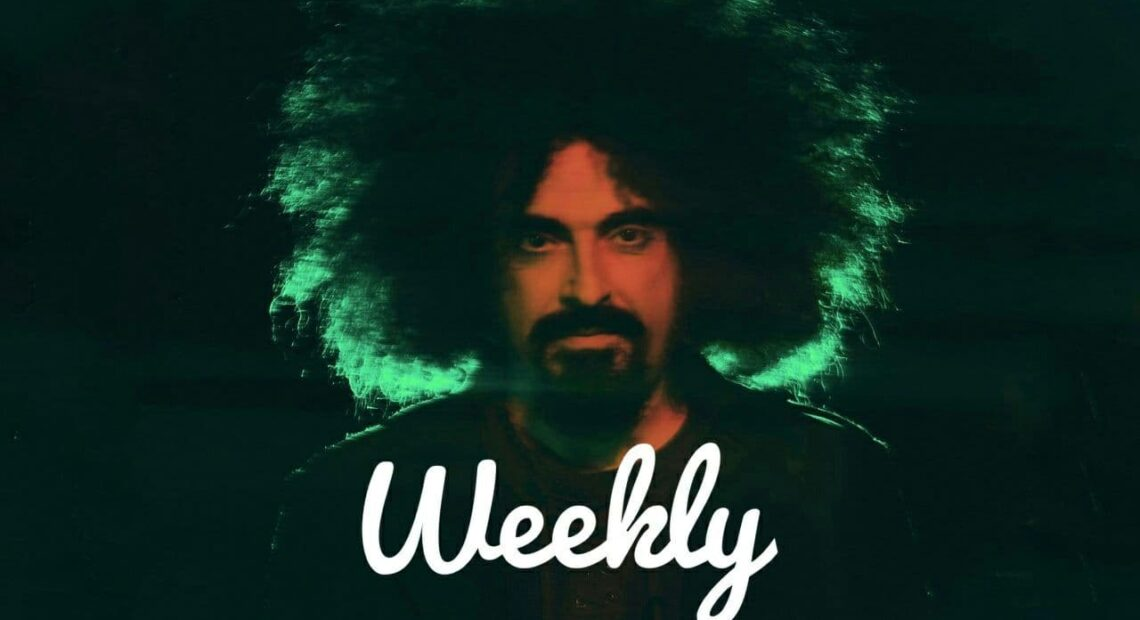 caparezza weekly settimana