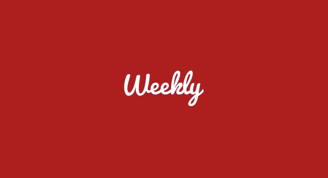 weekly maggio 2021 settimana